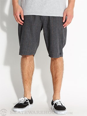 Element Owens Shorts Dark Charcoal 28