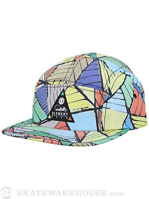 Element Push 5 Panel Hat Multi Adj.