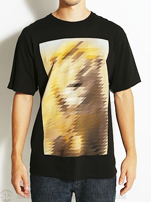 Element Pixelion Tee Black SM