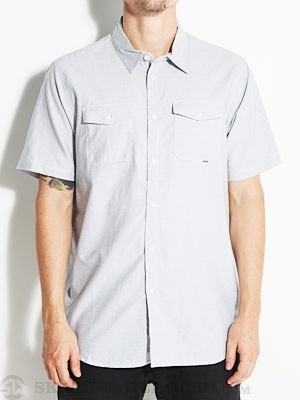 Element Robben Woven Shirt Steel MD