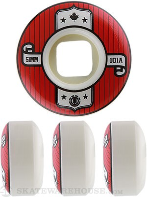 Element Represent Street Wheels 51mm