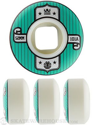 Element Represent Street Wheels 52mm