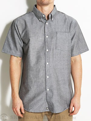 Element Ron S/S Woven Shirt Black MD