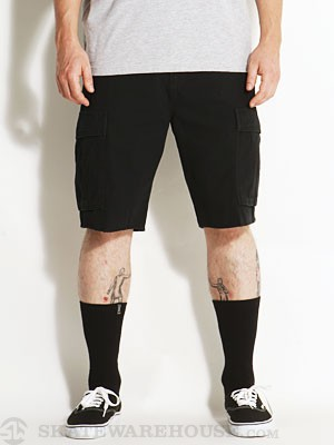Element Squadron Shorts Black 28