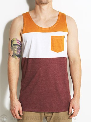 Element Sequence Tank Top Brick MD