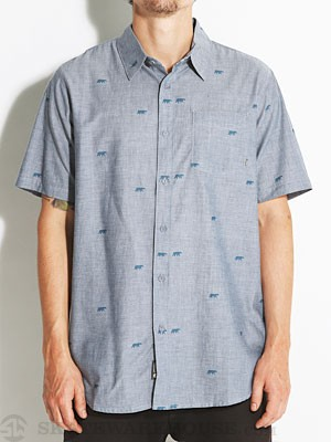 Element Sierra Woven Shirt Blue XL