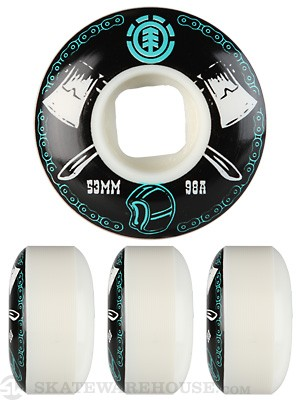 Element Timber Park Wheels 53mm