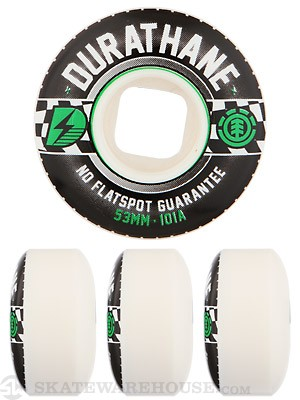Element Whips Durathane Wheels 53mm