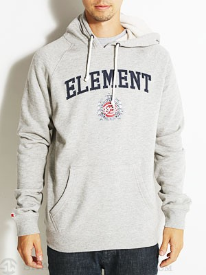 Element Whitaker Hoodie Heather Grey SM