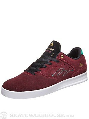 Emerica Reynolds Low Shoes  Blood Red