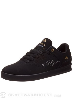 Emerica Reynolds Low Shoes  Black/Black