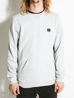 Emerica Box Logo Crew Sweatshirt Grey/Heather SM