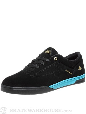Emerica Herman G6 Shoes Black/Aloha