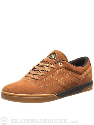 Emerica Herman G6 Shoes Brown/Black/Gum