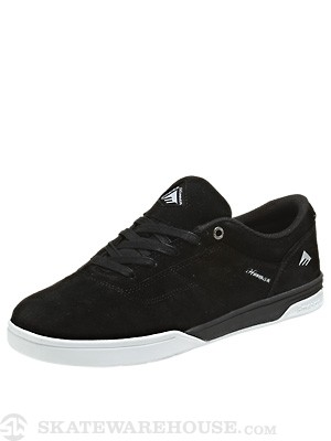 Emerica Herman G6 Shoes Black/White