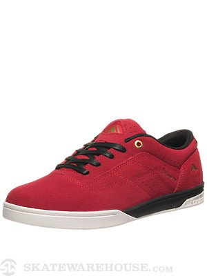 Emerica Herman G6 Shoes Red