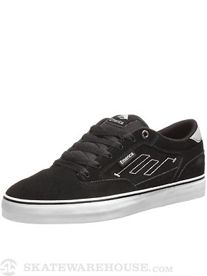 Emerica Jinx 2 Shoes  Black/White