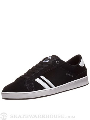 Emerica Leo 2 Shoes  Black/White