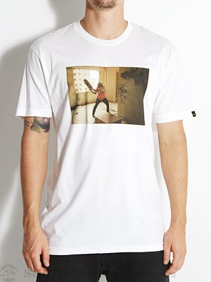 Emerica Nardo Tee White XL