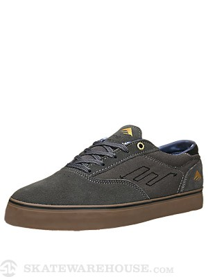 Emerica Provost Shoes Grey/Gum