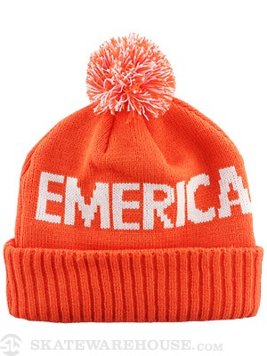 Emerica Pom Beanie Orange