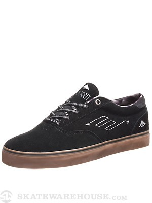 Emerica Provost Shoes  Black/Gum
