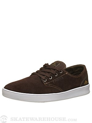 Emerica Romero Laced Shoes  Brown