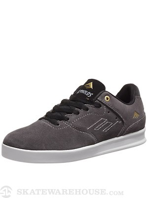 Emerica Reynolds Low Shoes  Grey/Black/White