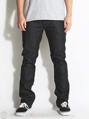 Reynolds Straight Jeans Indigo Raw 28x30