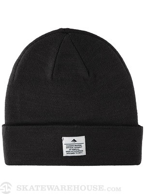 Emerica Standard Issue Beanie Black