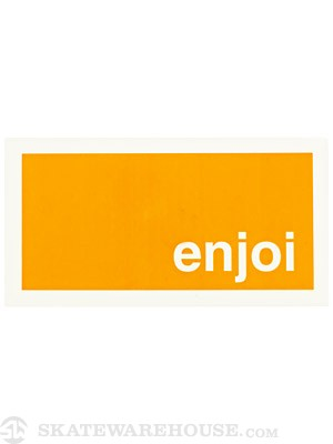 Enjoi Block Logo 6
