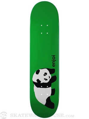 Enjoi OG Panda Green Deck  8.25 x 31.9
