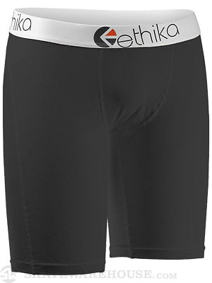 Ethika The Staple Boxer Briefs Black SM