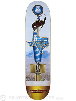 Expedition One Angelides Taps Deck  8.06 x 32