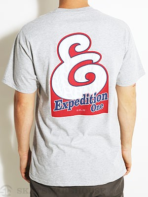 Expedition One Beverage E Tee Athletic Heather SM