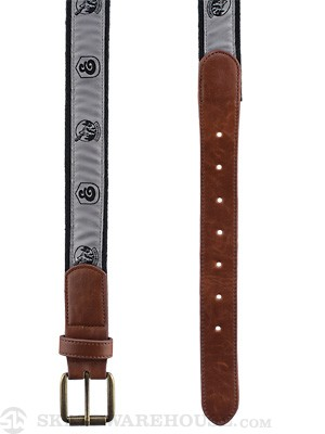 Expedition One Beer Wolf Belt Grey Adj.