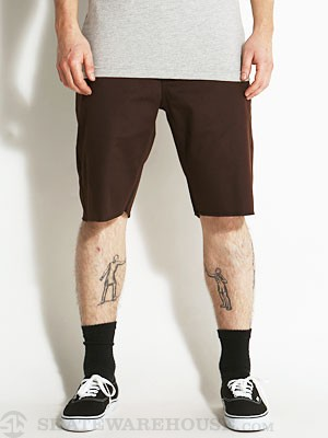Expedition One Drifter Shorts Brown 28