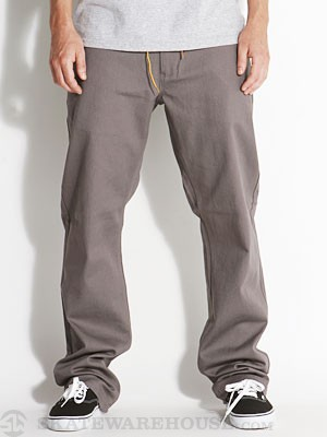 Expedition One Drifter Chino Pants Charcoal 28