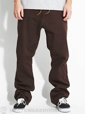 Expedition One Drifter Chino Pants Brown 28