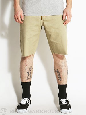 Expedition One Drifter Shorts Khaki 28