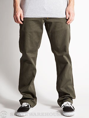 Expedition Drifter Chino Pants Hunter Green 28