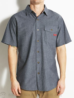 Expedition One Explore S/S Woven Shirt Blue XXL