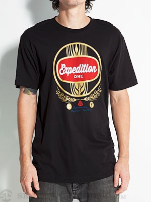Expedition One Finest One Tee Black SM
