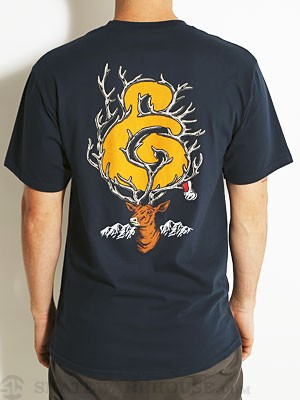 Expedition One Great Outdoors Tee Navy SM
