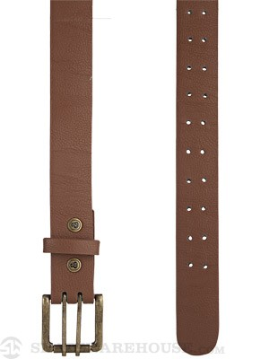 Expedition One Hit The Road PU Belt Brown Adj.