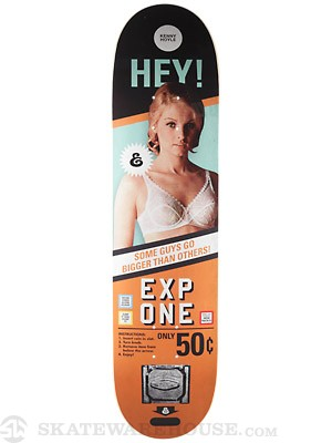 Expedition One Hoyle Rest Area Deck  7.75 x 31.5
