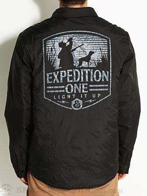 Expedition Light It Up Reversible Jacket Black SM