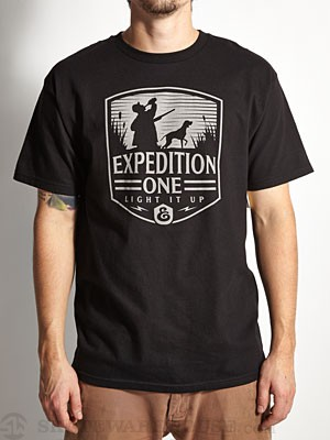 Expedition One Light It Up Tee Black SM
