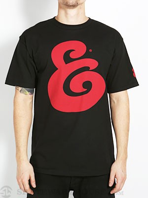 Expedition One Original E Tee Black/Red SM