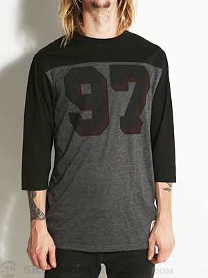 Expedition Origins L/S Jersey Charcoal SM